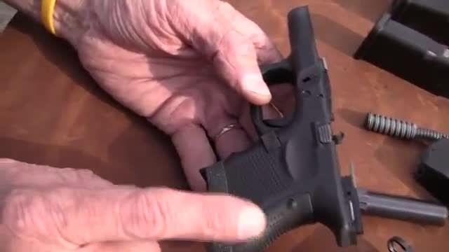 اسلحه کمری گلاک 27