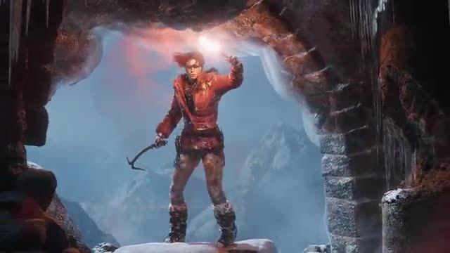 تریلر بازی جدید Rise of the Tomb Raider  2015
