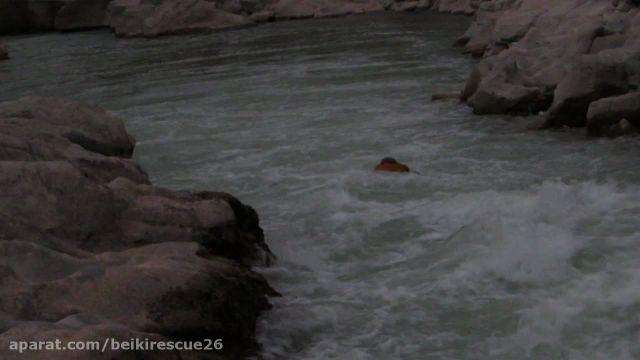 نجات درسیلاب(خودنجاتی)- اشتباهی که منجر به آسیب می شود