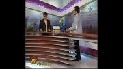 دكتر علی شاه حسینی - آینده - برنامه تلویزیونی