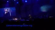 اجرای آهنگ هر جای دنیایی در کنسرت یراحی - 13 بهمن 92