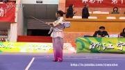 ووشو ، جی ین شو بانوان چین 2013 ، ما لینگ جوون  ، مقام سوم