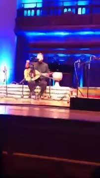 سامی یوسف - اجرای ترانه کلید در کنسرت لندن 2015