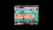 خلاصه ست دوم والیبال ایران و صربستان (بازی برگشت - لیگ جهانی)