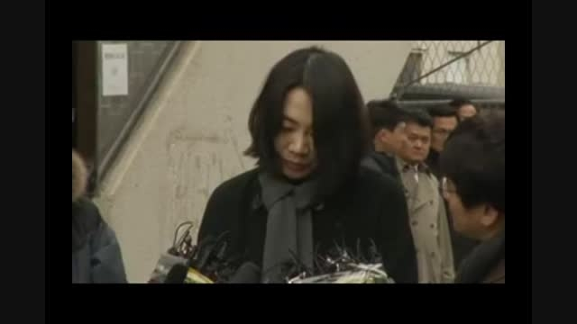 استعفا و عذرخواهی عمومی یک مدیر در کره