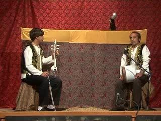 گروه تئاتر جزیره - نمایش سنتی جی جی بی جی - قسمت سوم