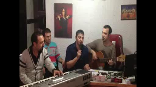اجرای زنده حسین دریا در پارس آباد ( باش موغان )
