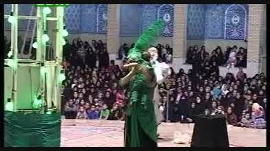 علی اکبر اردکان 94 وداع با علی اصغر از کلانتری - عالی
