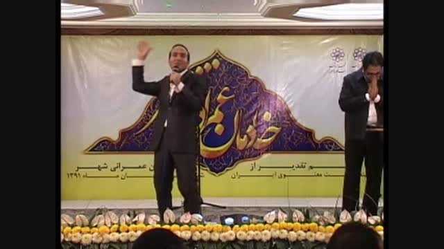 جوک های خنده دار و تقلید صدای باحال حسن ریوندی - ببینید