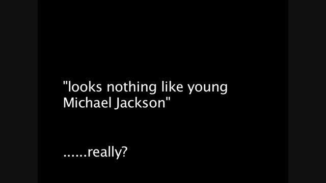 شباهت بلنکت جکسون و مایکل جکسون