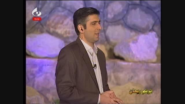 اجرای آهنگ اشکان فاضلی - سال نــو( پخش از شبکه سمنان )