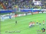 گلهای زیبای رونالدو در جام جهانی فوتبال-خیلی قشنگه-حرکات زیبای رونالدو