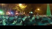 دسته سینه زنی مسجد امام حسین کربلایی علی راضی