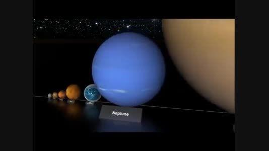 ویدیو حیرت آور از جایگاه انسان در عالم هستی