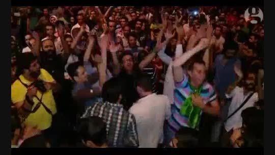 جشن هسته ای مردم ایران به روایت گاردین