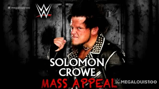 WWE: NXT Solomon Crowe + Download