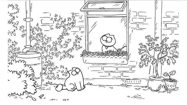 هدیه یک گربه برای روز ولنتاین!