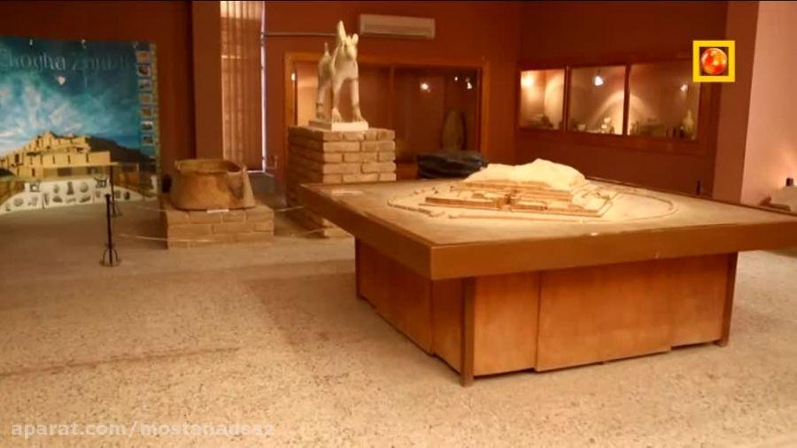 موزه اسرار آمیز هفت تپه!! از دیدنی ترین موزه های ایران!