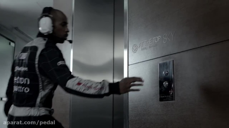 آئودی در رقابت با آسانسورهای برج خلیفه