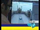 مدل سه بعدی مسجد