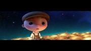انیمیشن کوتاه la luna|ماه