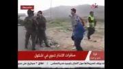 تعقیب و دستگیری دختر فلسطینی توسط سربازان اسرائیلی!!!