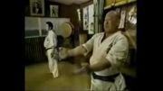 مبارزه سوسای اویاما با گاو + تمشیواری سوسای اویاما