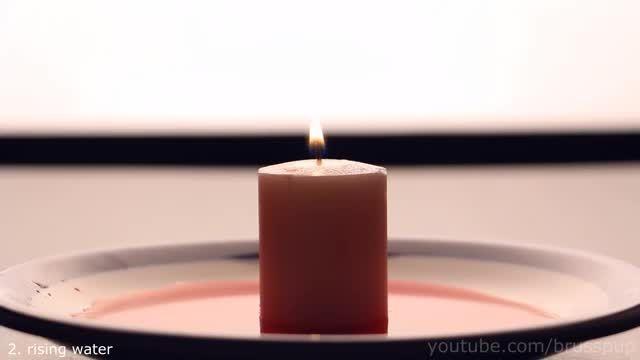10 ترفند شگفت انگیز با استفاده از آتش