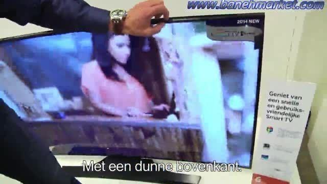 خرید اینترنتی تلویزیون سامسونگ اچ6800ازبانه مارکت