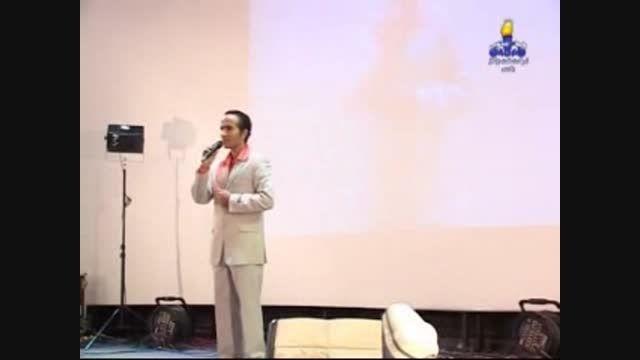تقلید صدا و صداسازی دوستان فوتبالی - حسن ریوندی