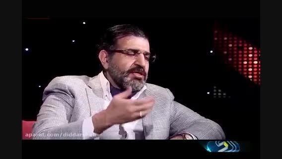 تکذیبیه سخنان دکتر صادق خرازی در برنامه دید در شب