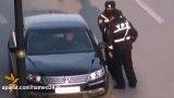 پلیس های رشوه گیر آذربایجان