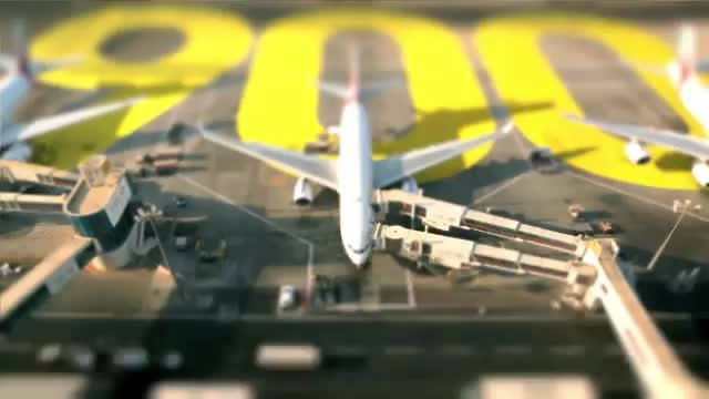 گذری از مستند فرودگاه دوبی در JUSTFLY.IR