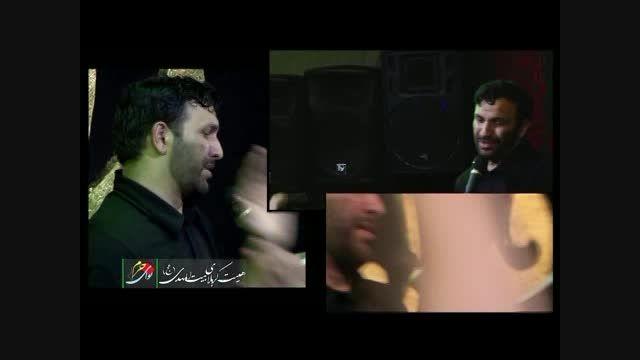 حاج رحمان نوازانی هیئت کربلا زمینه شب سوم فاطمیه ۹۴