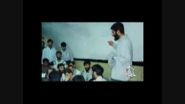 سفارش شهید علمدار به هیأتی ها و مذهبی ها ...
