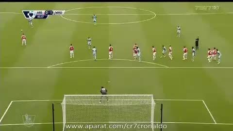 خلاصه بازی : آرسنال 0 - 2 وستهام یونایتد (لیگ جزیره)