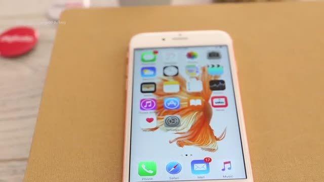 نقد و بررسی ویدیویی اپل آیفون 6s