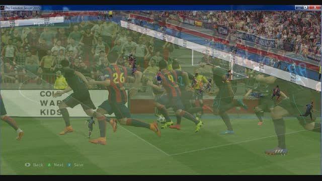 هفته بیستم لیگ برتر گل های بازی بارسلونا-اینترمیلان