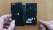 مقایسه گوشی آیفون 5 و بلک بری z10