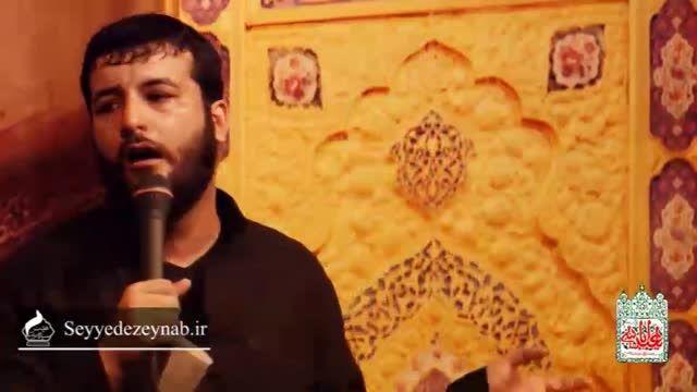 شب عاشورا-سیدامیرحسینی-آقام آقام آقام