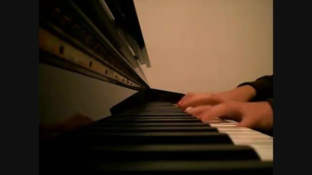 کاور پیانو آهنگ  who owns my heart