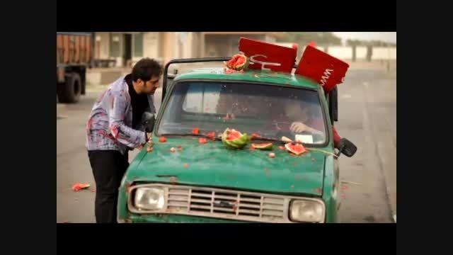 آنونس فیلم سینمایی هندونه دات کام با بازی مهران رجبی