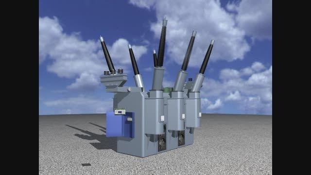 پایش و کنترل سیستم خنک کنندگی ترانسفورماتور