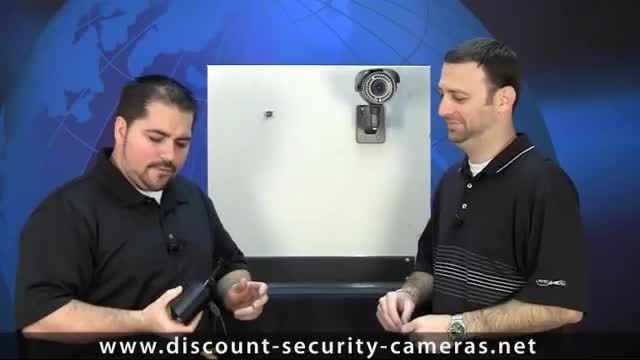 آشنایی با نصب دوربین های مداربسته - بخش دوم