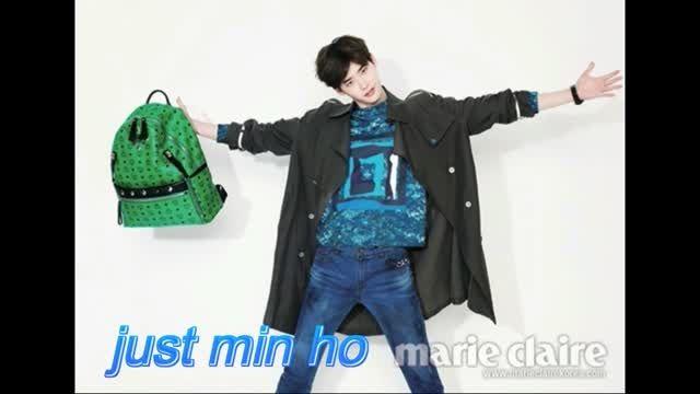 """میکس فوق العاده از""""لی جونگ سوک"""""""