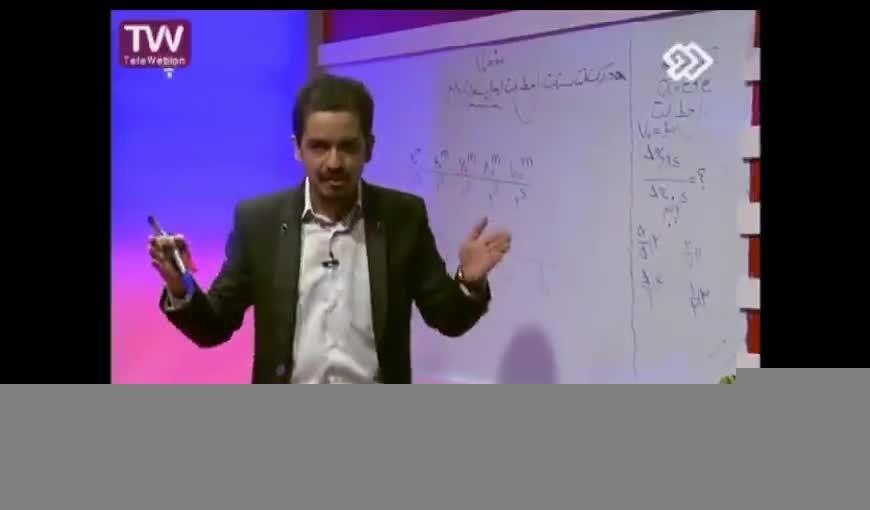 آموزش درس فیزیک به روش حل تست سرعتی - کنکور ۱۲