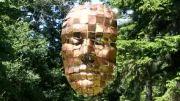 مجسمه های چهاربعدیِ آنتونی هاو (3)