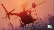 مجموعه 50 عکس بازی GTA V با کیفیتHD