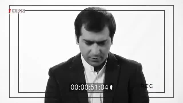 دکلمه زیبای هنرمندان درباره پیامبر اکرم (ص)