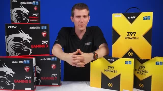 بررسی msi z97 gaming 7